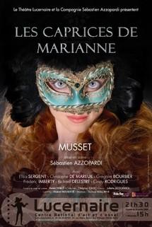 AU-THEATRE : Les Caprices de Marianne