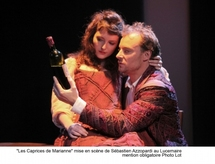 Cindy Rodrigues/Christophe de Mareuil © Laurencine Lot