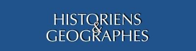 HISTORIENS ET GEOGRAPHES