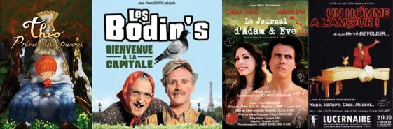 MUSIQUES : Hervé DEVOLDER