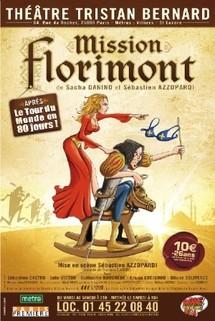 JT 13h - TF1  : Mission Florimont