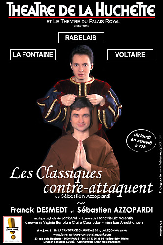 Affiche de Fabien Azzopardi