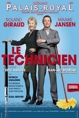PALAIS-ROYAL :  LeTechnicien, avec Roland Giraud et Maïke Jansen