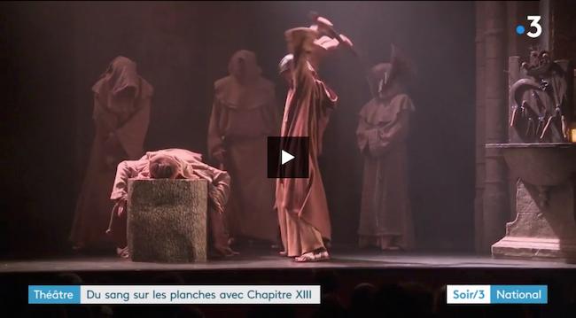 SOIR 3 : Chapitre XIII