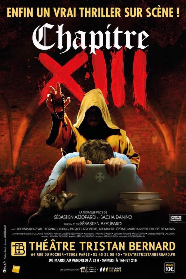 TELERAMA : Chapitre XIII