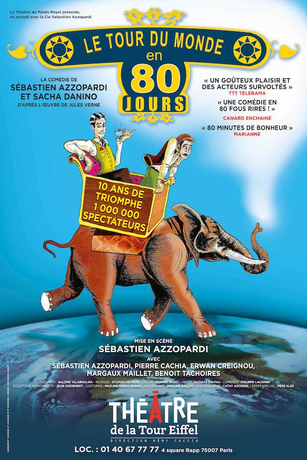 LES CHRONIQUES DE MONSIEUR N : Le tour du monde en 80 jours