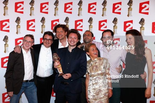 DERNIER COUP DE CISEAUX : Prix Meilleure comédie MOLIÈRES 2014