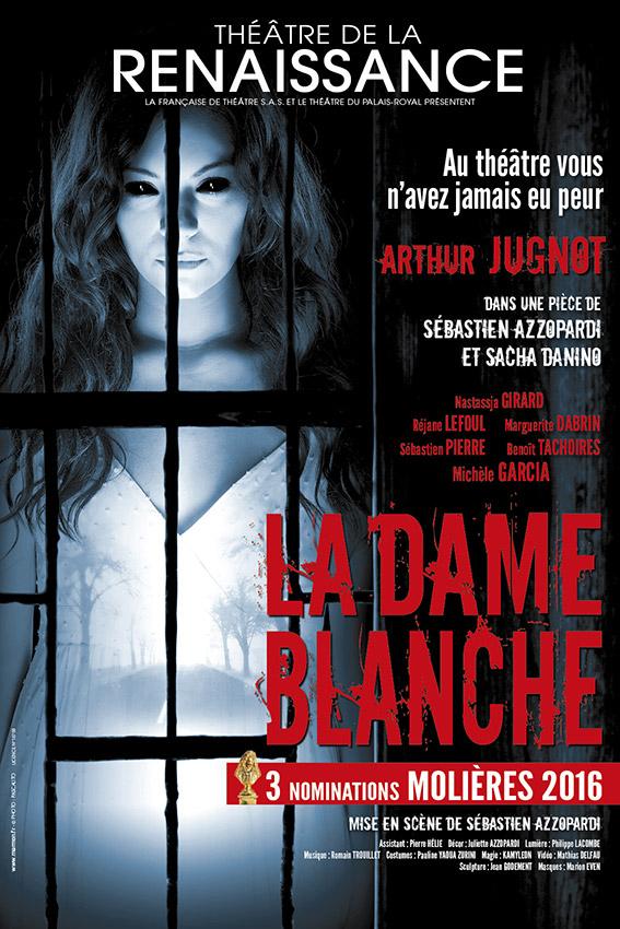 BANDE ANNONCE : La Dame Blanche
