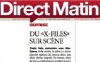 DIRECT MATIN : La dame blanche