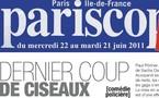 PARISCOPE : Dernier coup de ciseaux