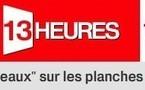 FRANCE 2 : Dernier coup de ciseaux