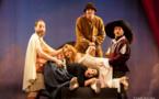 HIER AU THEATRE : Coup de théâtre(s)