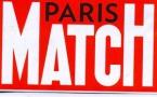 PARIS MATCH : La dame blanche