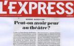 L'EXPRESS : La dame blanche