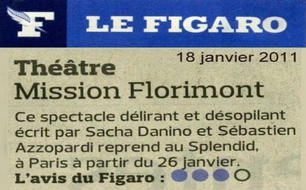 FIGARO : Mission Figaro