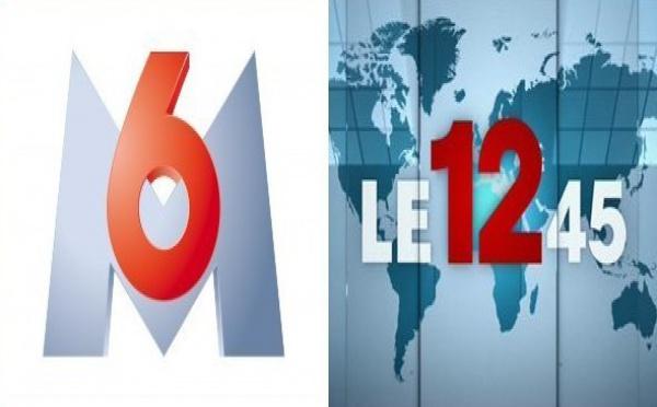 M6 Journal 12h45 : Dernier coup de ciseaux