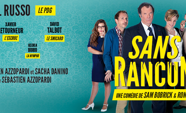 SANS RANCUNE (Production théâtre Palais-Royal) : Soir 3, France3