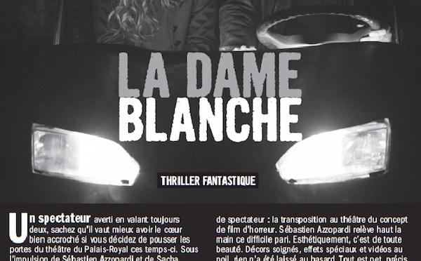 PARISCOPE : La dame blanche