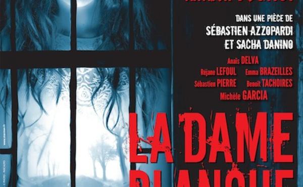 MES SORTIES PARIS : La dame blanche