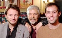 Sébastien Azzopardi, Jean-Philippe Viaud, Thomas Ronzeau