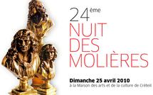 MISSION FLORIMONT : Nomination MOLIERE 2010