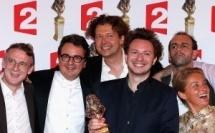 DERNIER COUP DE CISEAUX : Prix MOLIÈRE MEILLEURE COMÉDIE 2014